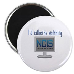 Rather Be Watching NCIS 2.25