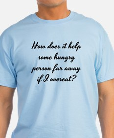 How Does It Help T-Shirt