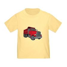 Big Red Dump Truck T