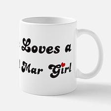 Corona Del Mar girl Mug