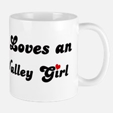 Anderson Valley girl Mug