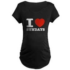 I Love Sundays T-Shirt