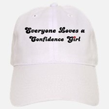 Confidence girl Baseball Baseball Cap