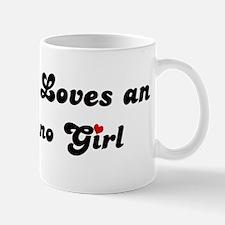El Verano girl Mug
