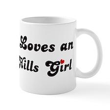 Anaheim Hills girl Mug