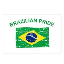 Brazilian Pride Postcards (Package of 8)