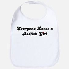 Bodfish girl Bib