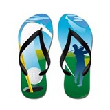 Golf Flip Flops