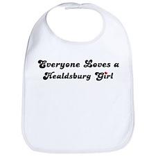 Healdsburg girl Bib