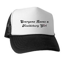 Healdsburg girl Trucker Hat