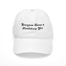 Healdsburg girl Baseball Cap