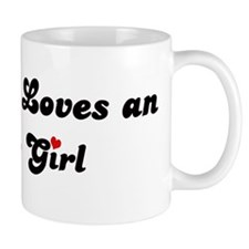 Alviso girl Mug