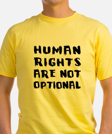 Human Rights Are Not Optional T
