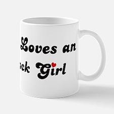 Alum Rock girl Mug