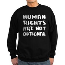 Human Rights Are Not Optional Jumper Sweater