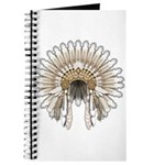 Native War Bonnet 05 Journal