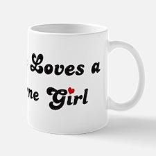 Hawthorne girl Mug