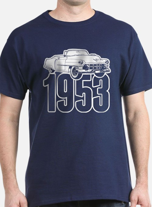 1953 Cadillac Series 62 convertible T-Shirt