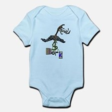 The Root of Money Is Work Infant Bodysuit