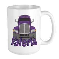 Trucker Valeria Mug