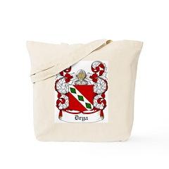 Drya Coat of Arms Tote Bag