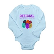 got eggs? Long Sleeve Infant Bodysuit