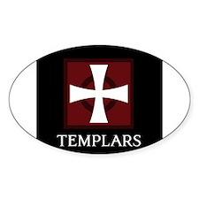 Templar Logo Decal