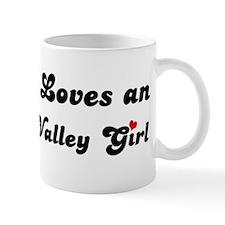 Alexander Valley girl Mug