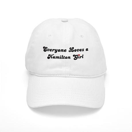 Hamilton girl Cap