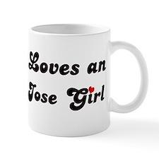East San Jose girl Mug