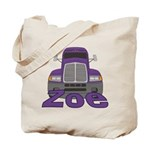 Trucker Zoe Tote Bag