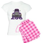 Trucker Zoe Women's Light Pajamas