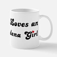 East Pasadena girl Mug
