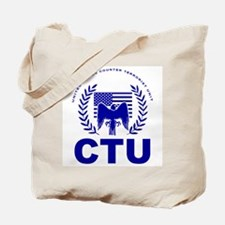 Cute Counter terrorism Tote Bag