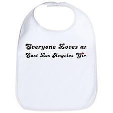 East Los Angeles girl Bib