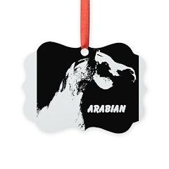 AFTM Arabian Head Neck Ornament