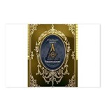 Fremasonry Share It Postcards (Package of 8)