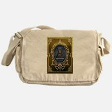 Fremasonry Share It Messenger Bag