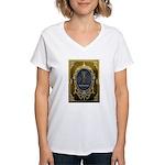 Fremasonry Share It Women's V-Neck T-Shirt