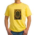 Fremasonry Share It Yellow T-Shirt