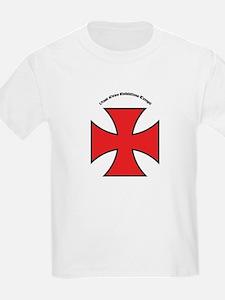 Knights Templar Banner T-Shirt