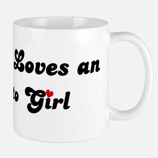 Adelanto girl Mug