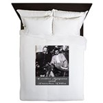 Villa and Zapata Queen Duvet