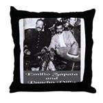 Villa and Zapata Throw Pillow
