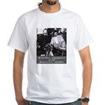 Villa and Zapata White T-Shirt