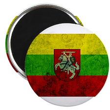 Lithuania Flag Magnet