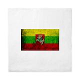 Lithuanian flag Duvet Covers