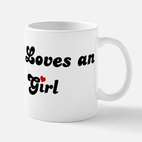 Acton girl Mug