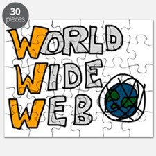 World Wide Web Puzzle