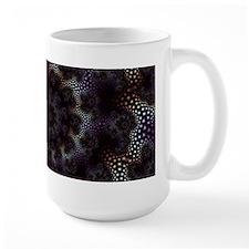 Coffee Clouds Fractal Mug